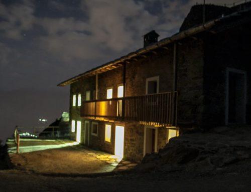 Una Notte in Miniera. 10 agosto 2018