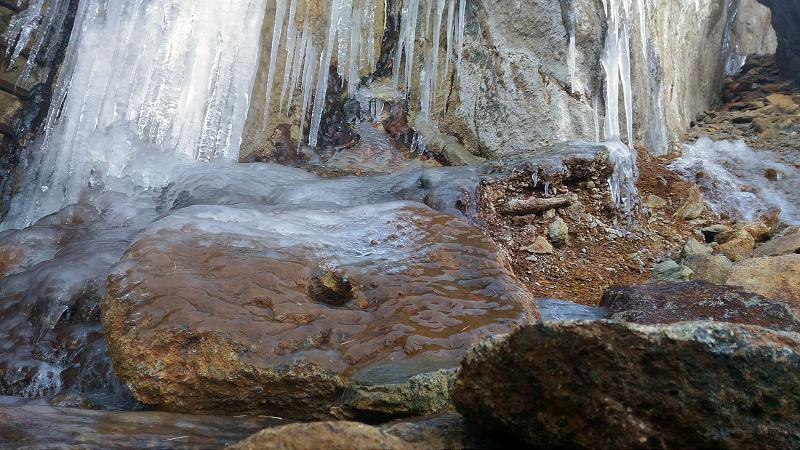 Visite invernali alle miniere di Servette