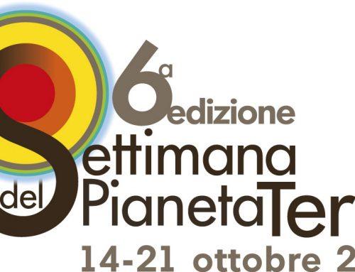 SETTIMANA DEL PIANETA TERRA 2018 – Domenica 21 ottobre
