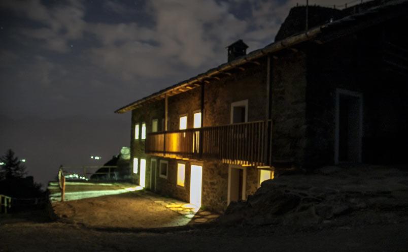 Notte-in-miniera - Miniere Turistiche di Saint Marcel Valle d'Aosta