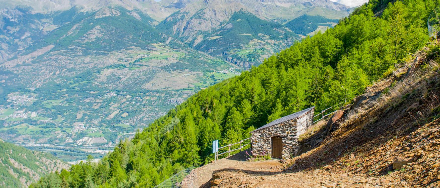 Miniere Turistiche di Saint Marcel Valle d'Aosta