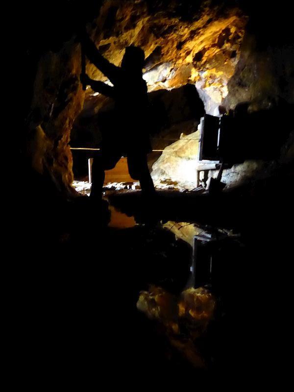 miniere turistiche di Saint-Marcel