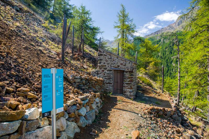 Visite Standard - Miniere Turistiche di Saint Marcel