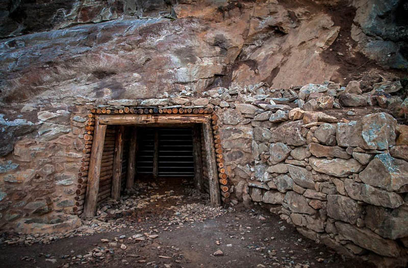Miniere Turistiche di Saint Marcel-1